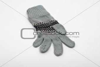 Aging nursery glove