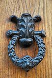 Doorknocker.