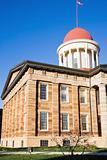 Springfield, Illinois - Historic State Capitol