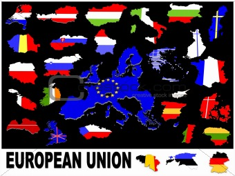 a illustration of the european union