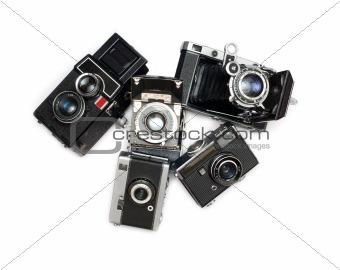 Ancient cameras