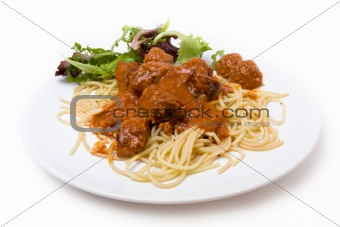 Home Cooked Meatballs