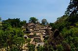 Traditional Ngada Village Bena