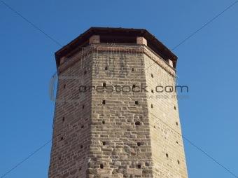 Torre Ottagonale, Chivasso