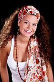 Fashion young woman