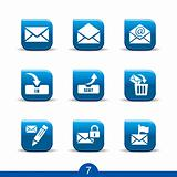 Mail icons no.7..smooth series