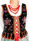 Traditional Polish outfit