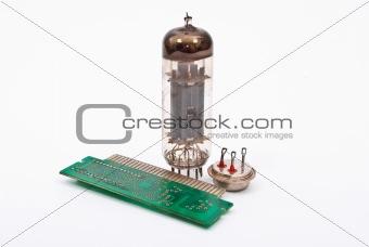 Development of microelectronics
