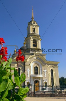 Church in Donetsk