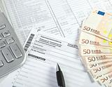 German Income Tax return