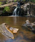 Hindmarsh waterfalls