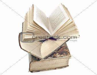 old books in Latin