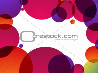 Abstract colorful background. EPS 10