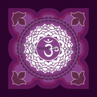 7 Chakras  (Vector) RGB