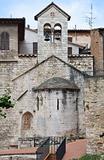 St. Stefano e Valentino Church. Perugia. Umbria.
