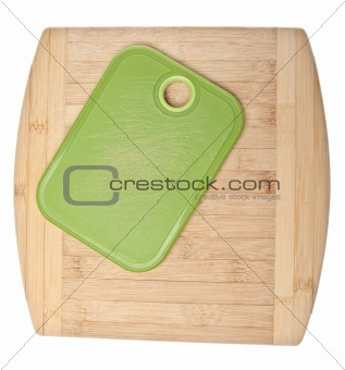 Pair of Kitchen Cutting Boards