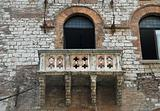 Ajò Palace. Perugia. Umbria.