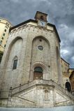 St. Ercolano Church. Perugia. Umbria.
