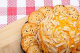 Savory Cheeseball Appetizer