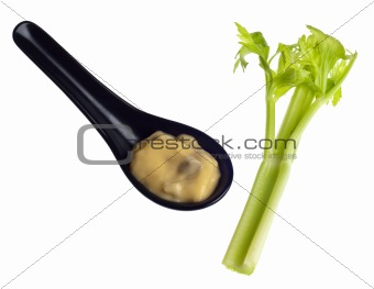 Fresh Cream of Celery Soup
