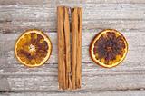 Orange and Cinnamon Spice