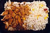 Organic BBQ Pork and Rice Meal