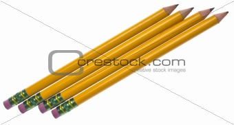 Back to School Pencil