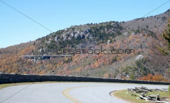Viaduct Bridge on Grandfather Mountain