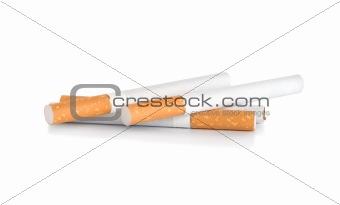 Four cigarettes (Path)