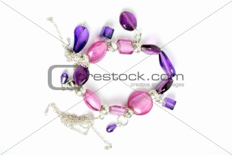 Bracelet isolated