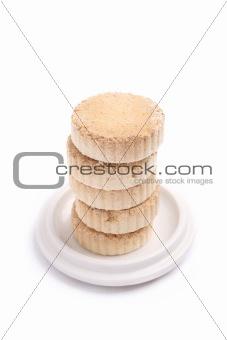 almond cake, macau style