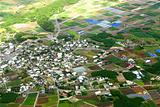 village aerial photo