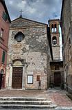Auditorium Marianum. Perugia. Umbria.