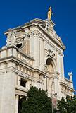 St. Maria degli Angeli Basilica. Assisi. Umbria.