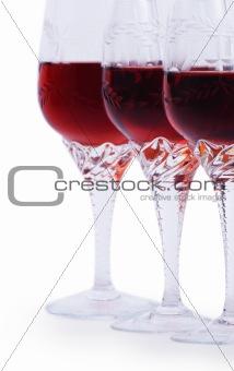 Three Red Wine