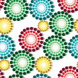 Seamless vivid pattern