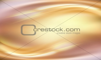 Abstract Golden backdrop