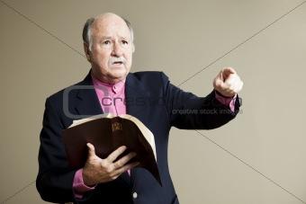 Serious Sermon