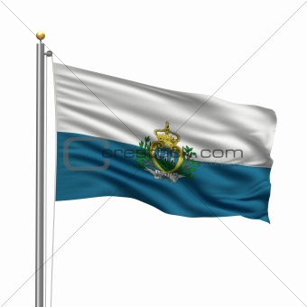 Flag of San Marino