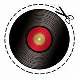cut out music token