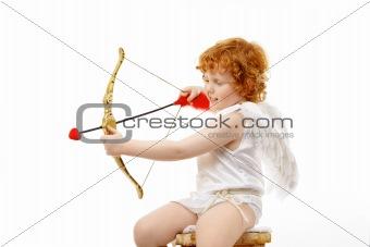 Aiming baby