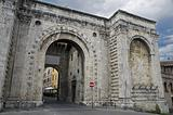 Porta St. Pietro. Perugia. Umbria.