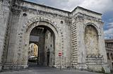 Porta St. Pietro. Perugia. Umbria.