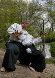 training of Aikido