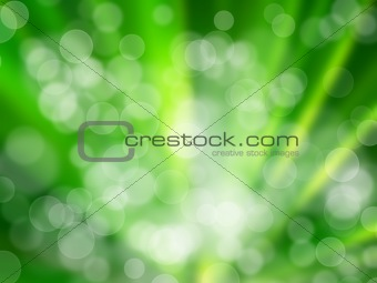 Radius Green Aura