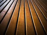 wooden line floor