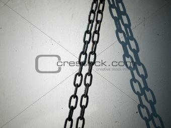 Chain linear shadow