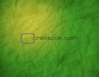 crumpled background