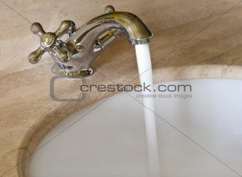 Modern steel bathroom accessories