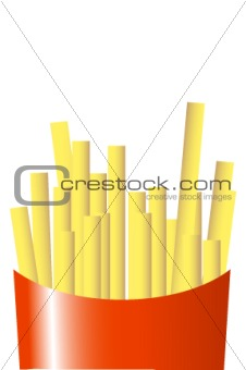 Favourite Snack French Fries